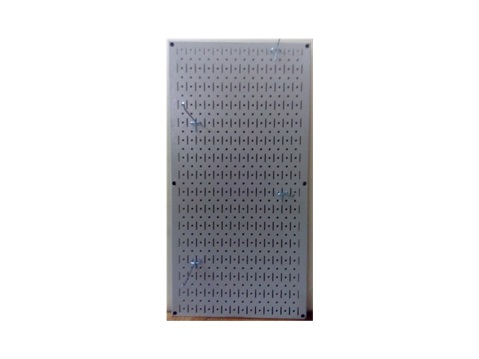 Pegbre-Pegboard with Hole & Slot