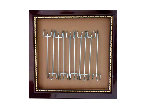 J Type Shelving Hook set of 10