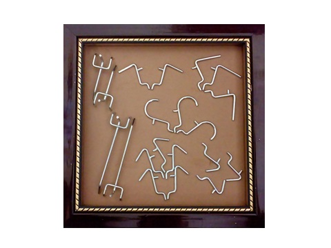 20 Piece Pegboard Hooks