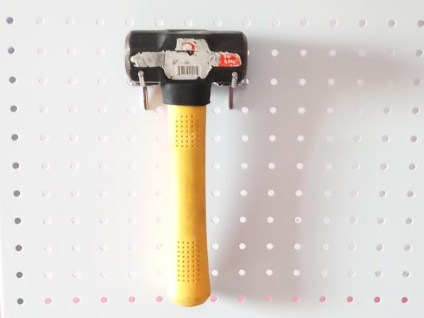 pegboard for tools