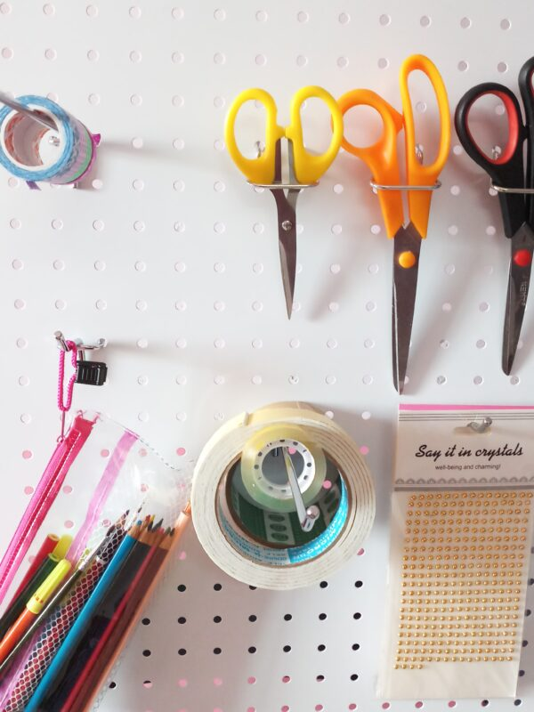 pegboard for handicraft